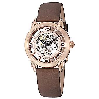 Stuhrling Original Women wristwatch 156,124 T14-brown leather strap