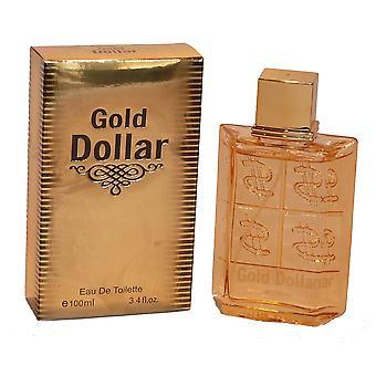 Gold Dollar Edt By Saffron London