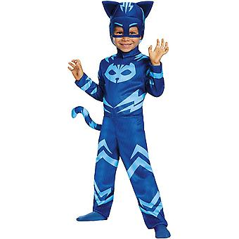 Pj Masks Catboy Costume For Kids (Boys)