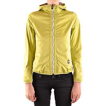 Colmar Originals Ezbc124015 Women's Yellow Polyester Outerwear Jacket