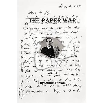 La guerre de papier par Fabian & Gunilla
