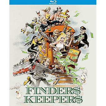 Finders Keeper (1984) [Blu-ray] USA import