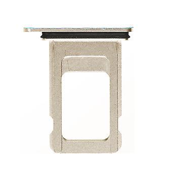 Gouden Single SIM kaart lade voor iPhone XS Max | iParts4u