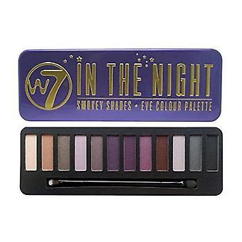 W7 Cosmetics In The Night Eyeshadow Palette