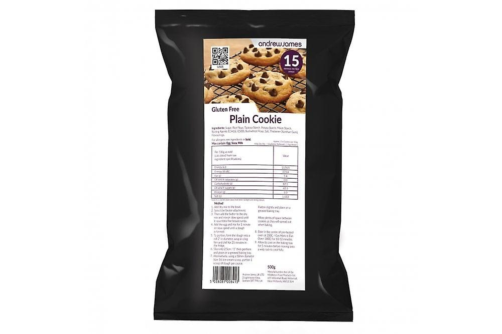 Andrew James Gluten Free Cookie Mix 500g