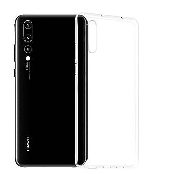 Huawei P20 Pro-Transparent silicate shell