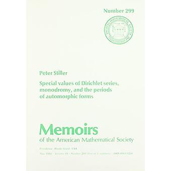 Special Values of Dirichlet Series - Monodromy - and the Periods of A