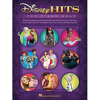 Disney Hits for Piano Solo by Hal Leonard Publishing Corporation - 97