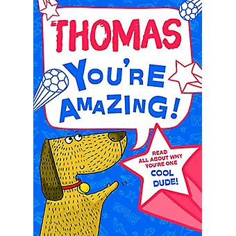 Thomas You'Re Amazing - 9781785538100 Book