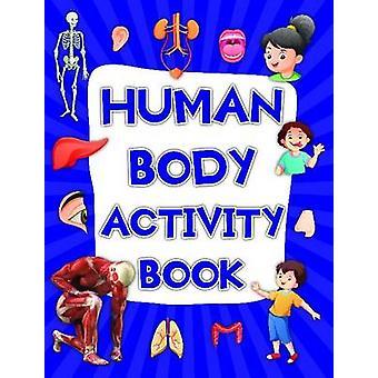 Human Body Activity Book by Pegasus - 9788131934364 Book