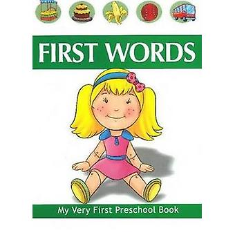 First Words by Pegasus - 9788131911112 Book