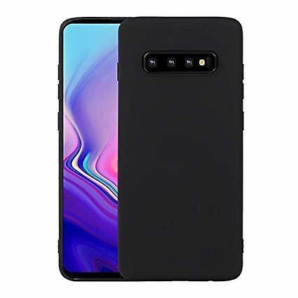 Samsung Galaxy S10   Soft Matte Black Case