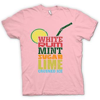 Womens t-shirt - Cocktail Mojito - Cool