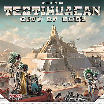Teotihuacan Stadt der Götter