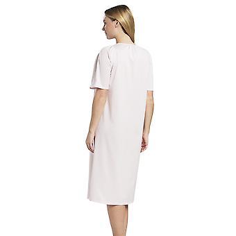 Féraud 3883174 Women's Cotton Lace Night Gown Loungewear Nightdress