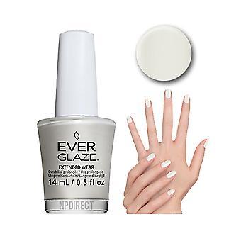 EverGlaze verlengde slijtage nagellak-kust mist (82321) 14mL
