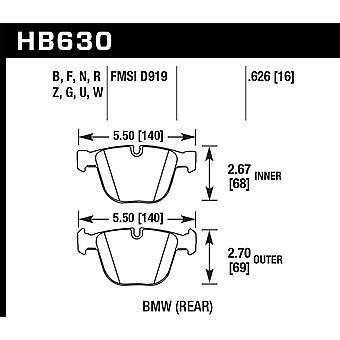 Hawk Performance HB630B.626 HPS 5.0