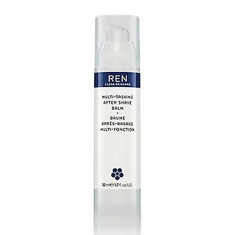 REN Multi-Tasking After Shave Balm 50ml