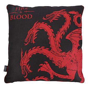 Game of Thrones almofada Targaryan