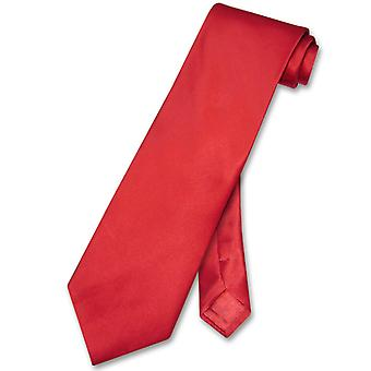 Biagio 100% לעניבה משי גברים מוצקים ארוך ' s XL הצוואר