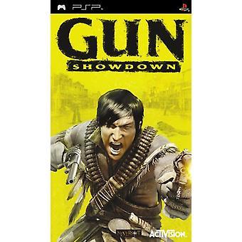 Gun Showdown (PSP)-nytt