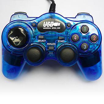 Kabalo blauw USB-Gamepad Joypad Controller voor PC