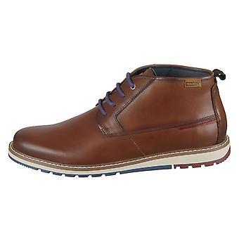 Pikolinos Berna M8L8198cuero universelle hele året mænd sko