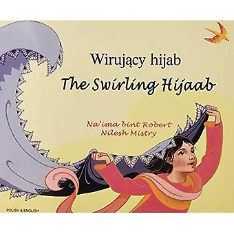 Swirling Hijaab Polish/English (Fables from Around the World)