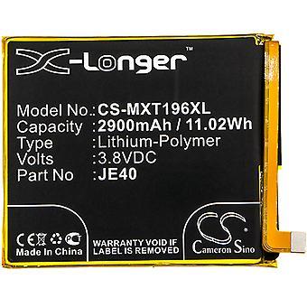 X-Longer Akku Batterie Battery für Motorola Moto G7 Zubehör Ersatzakku Accu