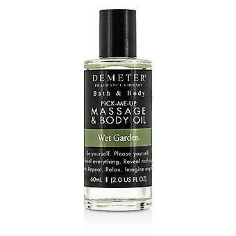 Wet Garden Massage & Body Oil - 60ml/2oz