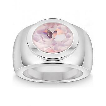 QUINN - Ring - Ladies - Colors - Silver 925 - Width 58 - 021836730