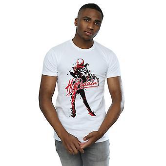 DC Comics miesten ' s Harley Quinn Hi puddin T-paita