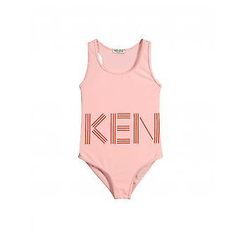健三の子供のロゴ水着