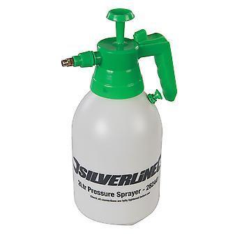 Pulverizador de presión 2Ltr