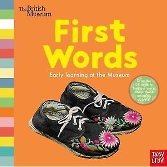 British Museum First Words von Nosy Crow