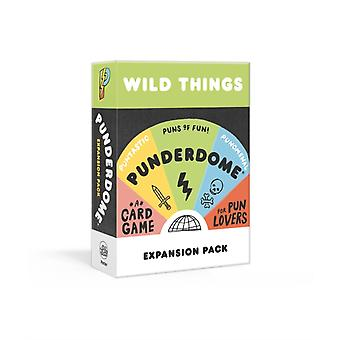 Punderdome Wild Things Expansion Pack by Jo Firestone