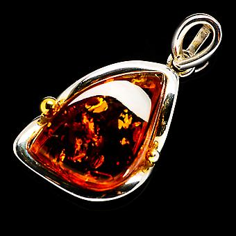 Baltic Amber Pendant 1 7/8