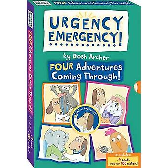 Urgency Emergency! Boxed Set #1-4 by Dosh Archer - Dosh Archer - 9780