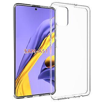 Samsung A51 Case Transparent - CoolSkin3T