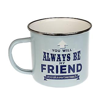 History & Heraldry Friend Tin Mug 5