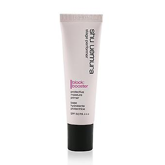 Shu Uemura Stage Performer Block:booster Protective Moisture Primer Spf 50 - # Fresh Pink - 30ml/1oz