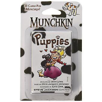 Munchkin Puppies Card Game