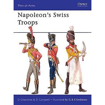 Napoleons Swiss Troops-kehittäjä: David Greentree
