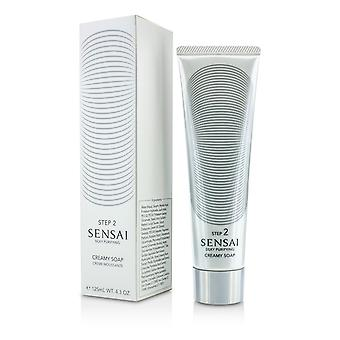 Sensai silky purifying creamy soap (new packaging) 183495 125ml/4.3oz