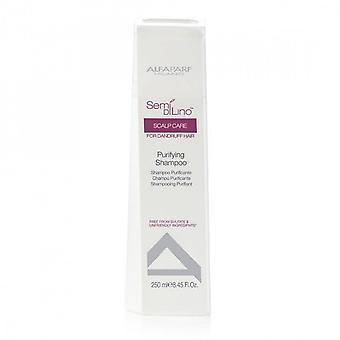 Alfaparf Semi Di Lino Scalp Purifying Shampoo