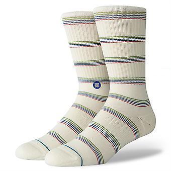 Stance Foundation Mens Socks ~ Saguaro natural (size L)