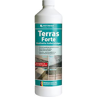 HOTREGA® Terras Forte Powerful External Cleaner, 1 liter fles
