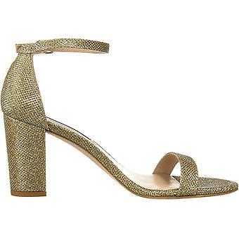Stuart Weitzman Women's ALMOSTNUDE Heeled Sandal