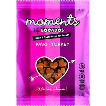 Moments Moments  Dog Pavo 60 Gr (Dogs , Treats , Chewy and Softer Treats)