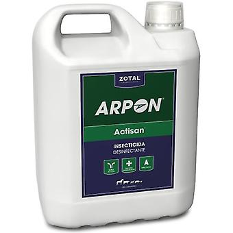 Zotal Arpon Actisan Insecticida Desinfectante